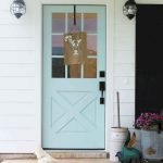 90 Awesome Front Door Colors and Design Ideas (6)