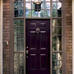 90 Awesome Front Door Colors and Design Ideas (64)