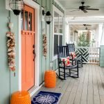90 Awesome Front Door Colors and Design Ideas (78)