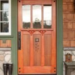 90 Awesome Front Door Colors and Design Ideas (80)