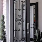 90 Awesome Front Door Colors and Design Ideas (82)