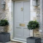 90 Awesome Front Door Colors and Design Ideas (86)