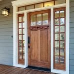90 Awesome Front Door Colors and Design Ideas (9)