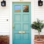90 Awesome Front Door Colors and Design Ideas (90)