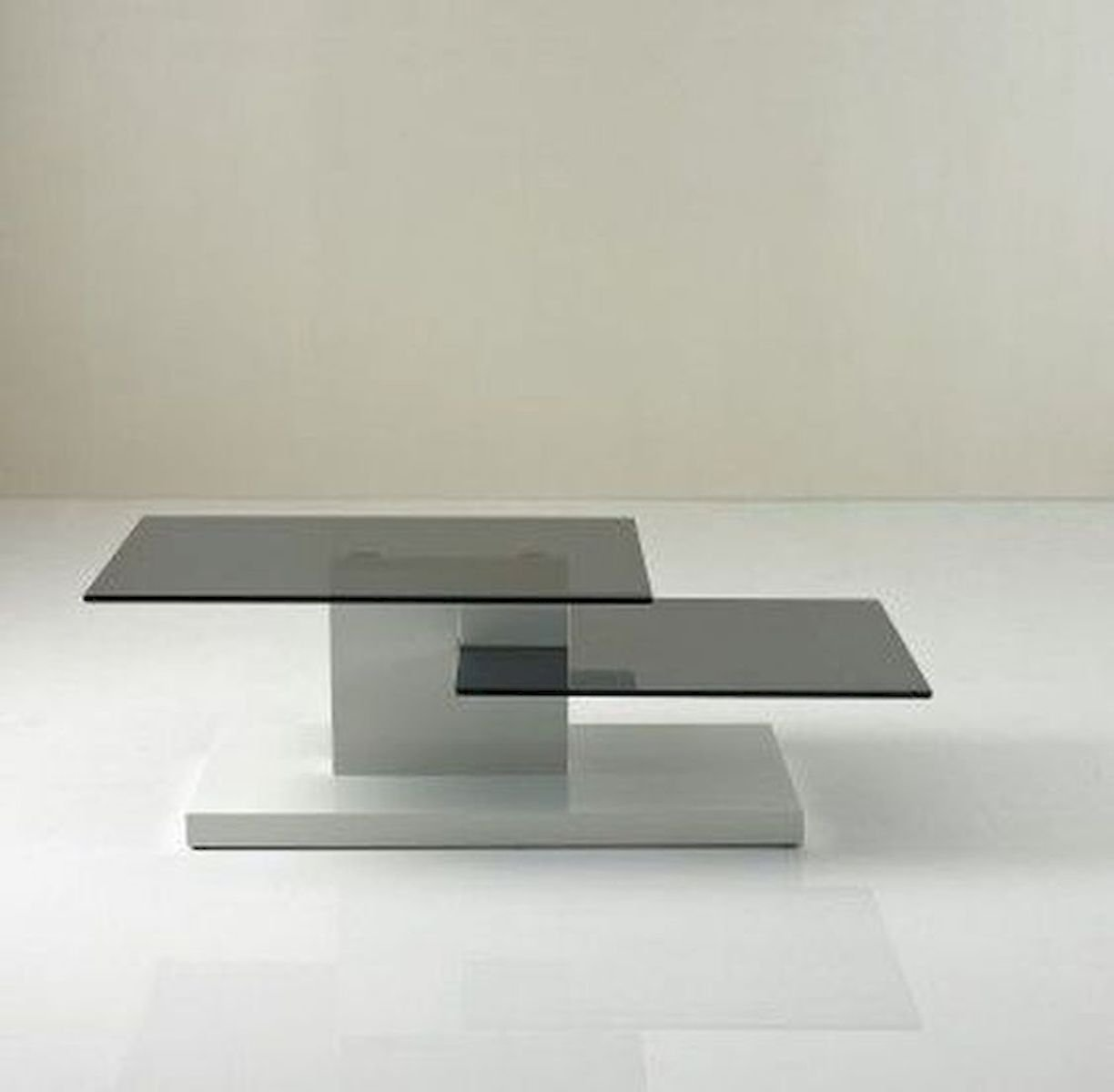 40 Awesome Modern Glass Coffee Table Design Ideas For Your Living Room (10)