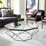 40 Awesome Modern Glass Coffee Table Design Ideas For Your Living Room (30)