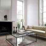 40 Awesome Modern Glass Coffee Table Design Ideas For Your Living Room (33)