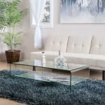 40 Awesome Modern Glass Coffee Table Design Ideas For Your Living Room (34)