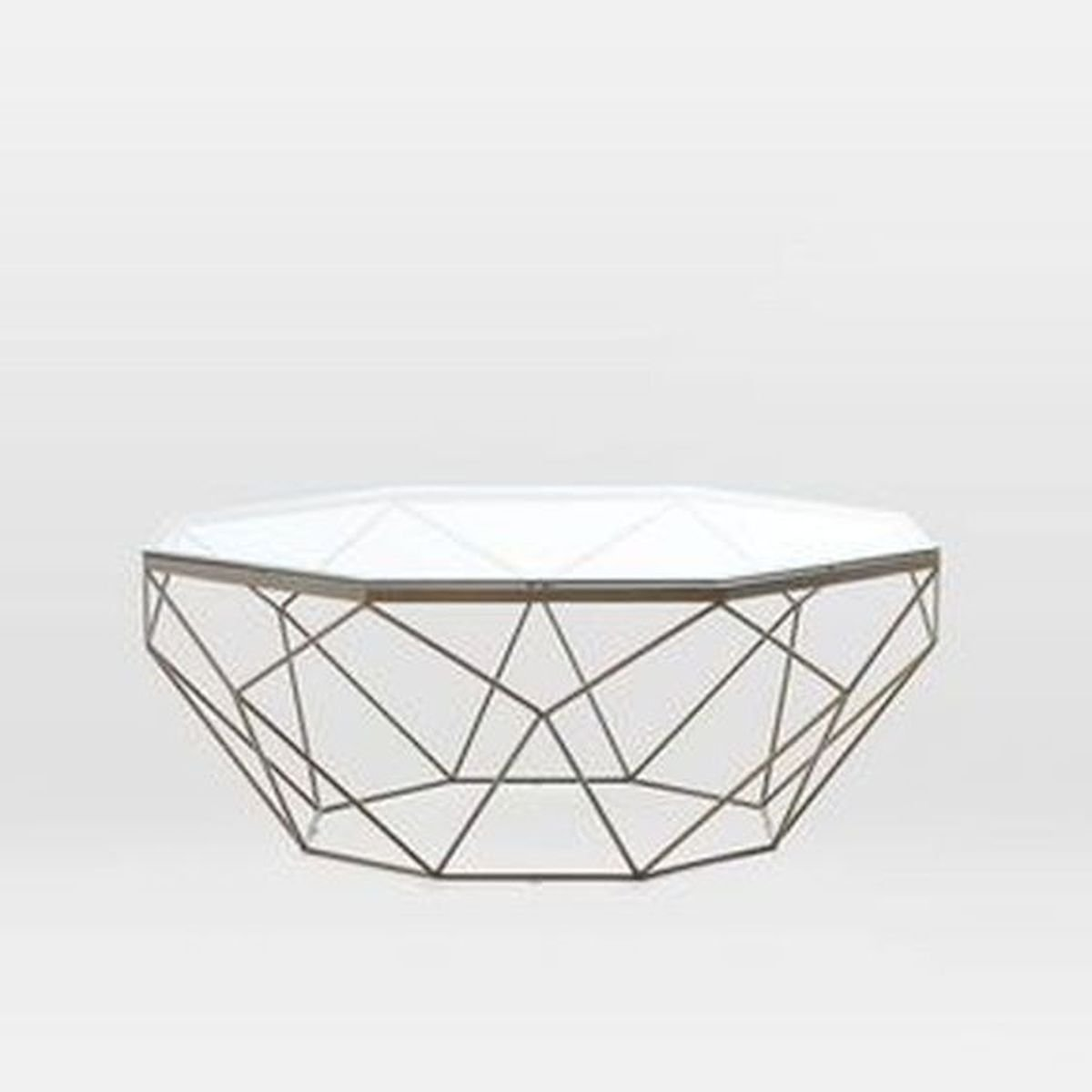 40 Awesome Modern Glass Coffee Table Design Ideas For Your Living Room (5)