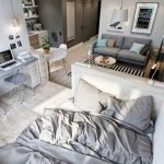 40 Cute Small Bedroom Design And Decor Ideas For Teenage Girl (11)