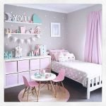 40 Cute Small Bedroom Design And Decor Ideas For Teenage Girl (18)