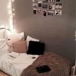 40 Cute Small Bedroom Design And Decor Ideas For Teenage Girl (28)