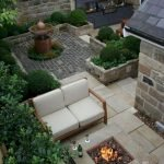44 Amazing Backyard Seating Ideas To Make You Feel Relax (10)