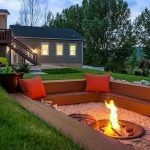 44 Amazing Backyard Seating Ideas To Make You Feel Relax (11)