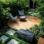 44 Amazing Backyard Seating Ideas To Make You Feel Relax (13)