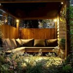44 Amazing Backyard Seating Ideas To Make You Feel Relax (14)