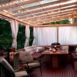 44 Amazing Backyard Seating Ideas To Make You Feel Relax (17)