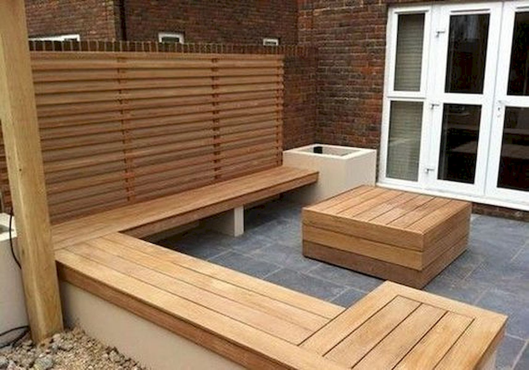 44 Amazing Backyard Seating Ideas To Make You Feel Relax (2)