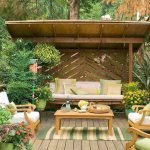 44 Amazing Backyard Seating Ideas To Make You Feel Relax (22)