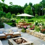 44 Amazing Backyard Seating Ideas To Make You Feel Relax (31)