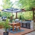 44 Amazing Backyard Seating Ideas To Make You Feel Relax (35)