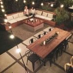 44 Amazing Backyard Seating Ideas To Make You Feel Relax (36)