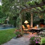 44 Amazing Backyard Seating Ideas To Make You Feel Relax (38)