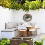 44 Amazing Backyard Seating Ideas To Make You Feel Relax (4)