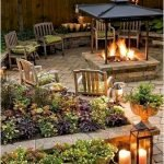 44 Amazing Backyard Seating Ideas To Make You Feel Relax (41)