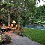 44 Amazing Backyard Seating Ideas To Make You Feel Relax (42)