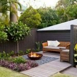 44 Amazing Backyard Seating Ideas To Make You Feel Relax (44)