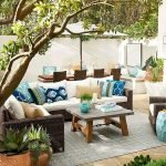 44 Amazing Backyard Seating Ideas To Make You Feel Relax (6)