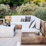 44 Amazing Backyard Seating Ideas To Make You Feel Relax (7)