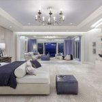 44 Awesome White Master Bedroom Design And Decor Ideas For Any Home Design (42)