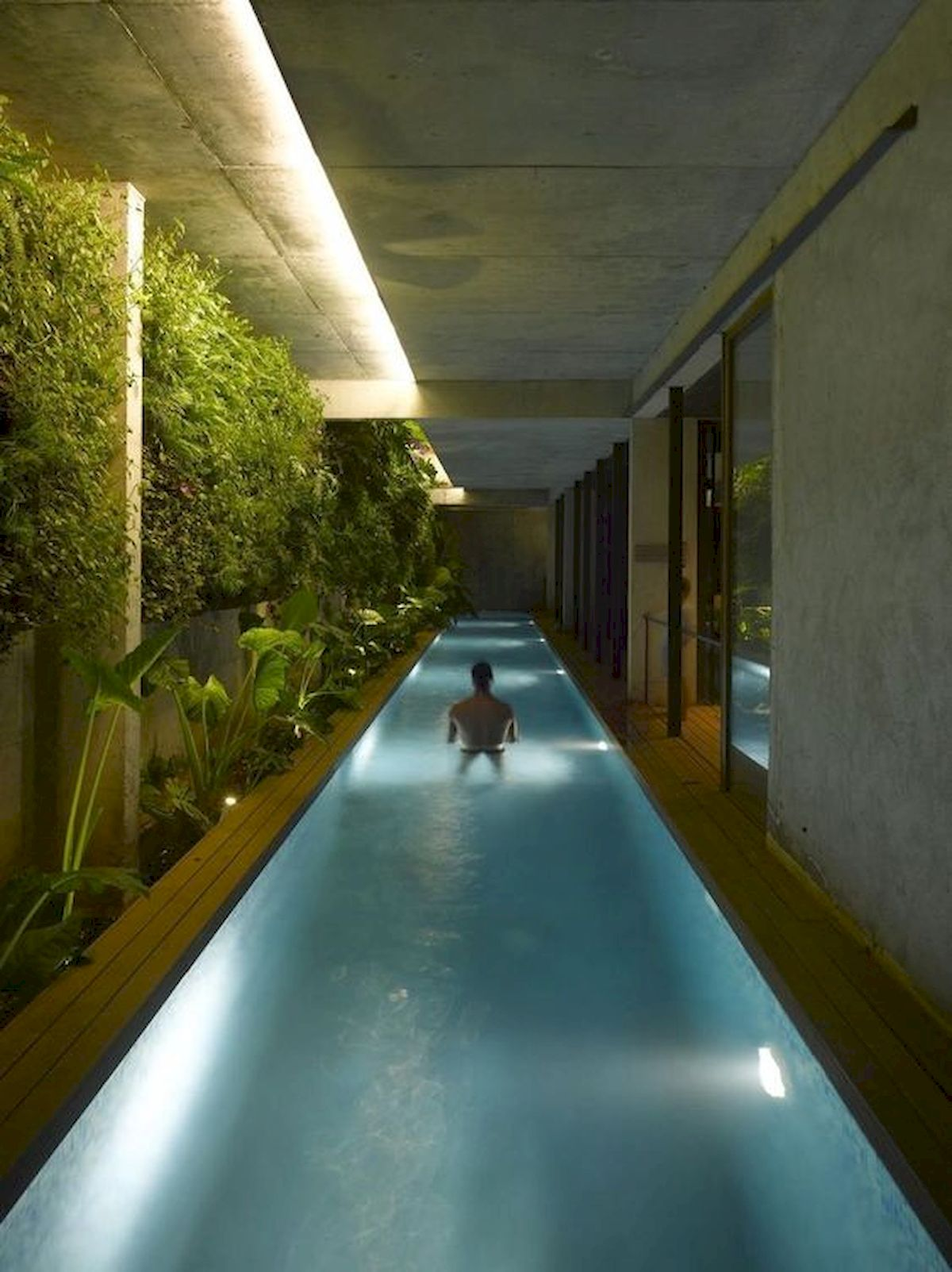 46 Fantastic Modern Swimming Pool Design Ideas (20)