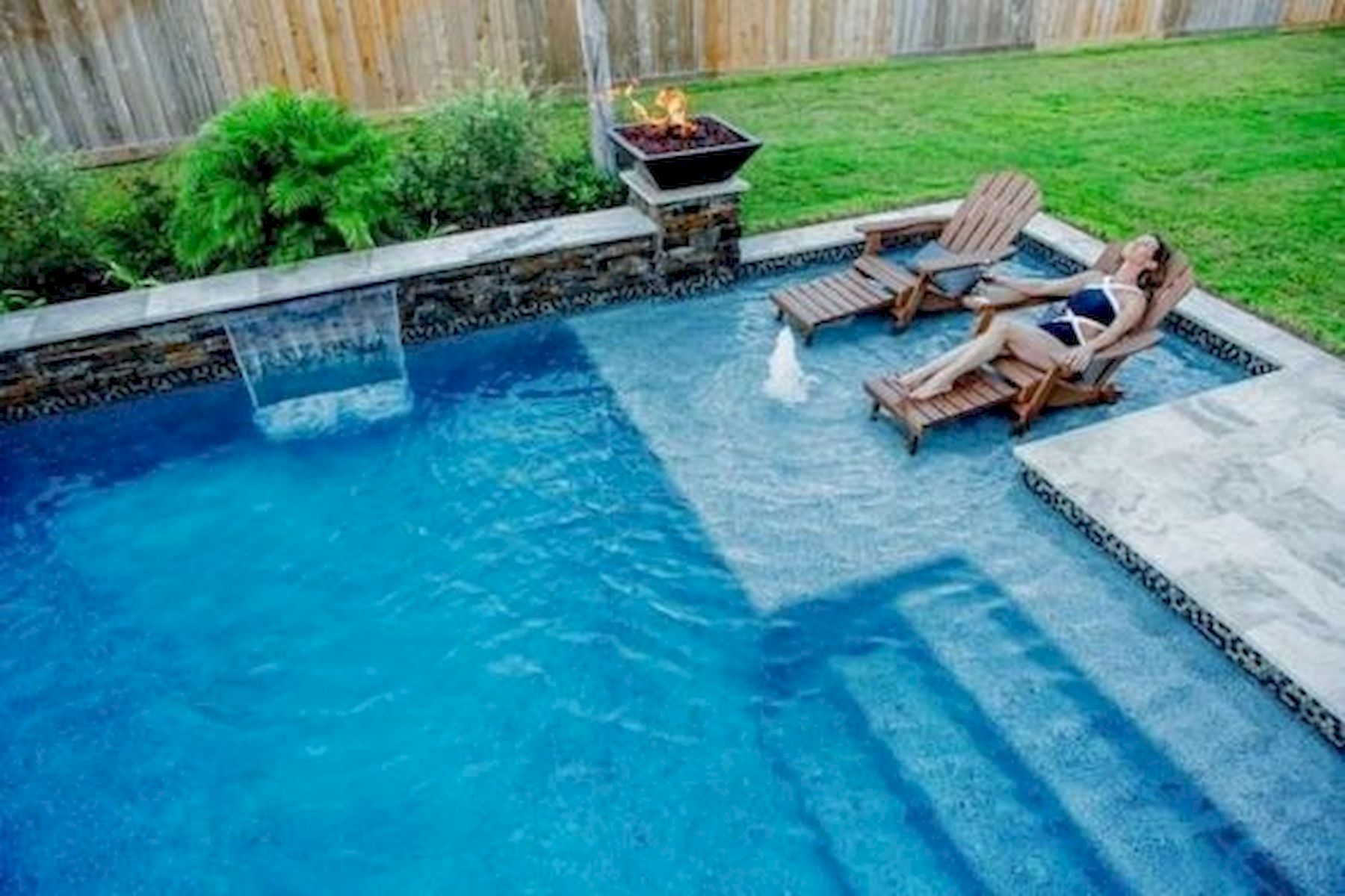 46 Fantastic Modern Swimming Pool Design Ideas (27)