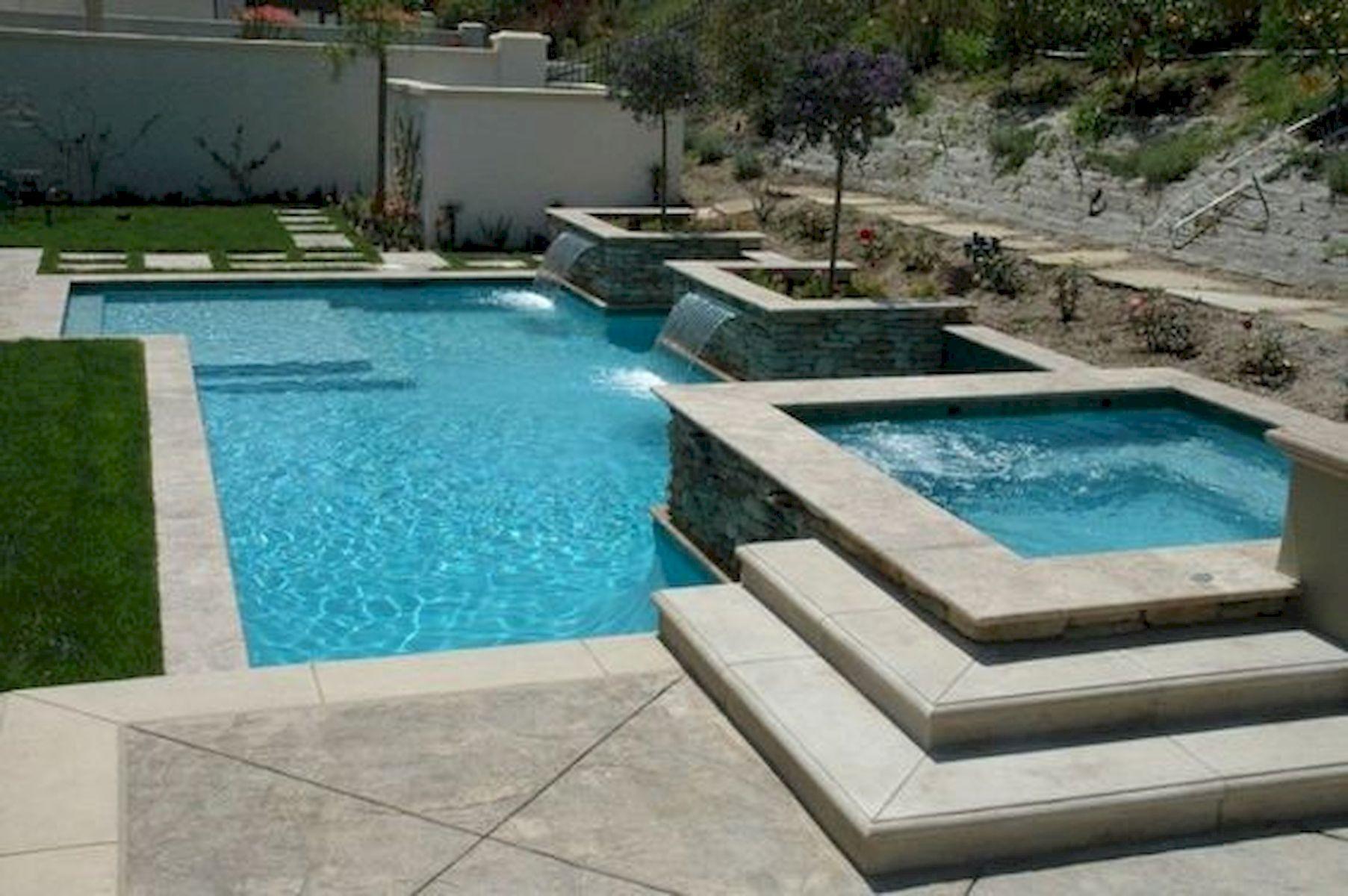 46 Fantastic Modern Swimming Pool Design Ideas (34)