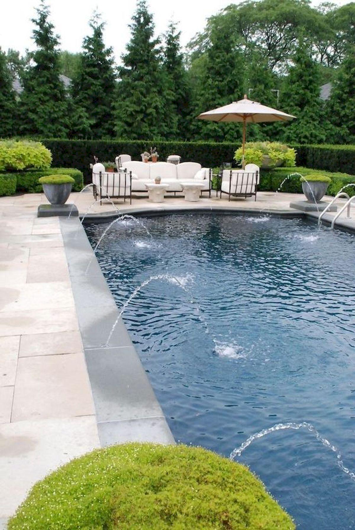 46 Fantastic Modern Swimming Pool Design Ideas (43)
