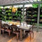 50 Awesome Modern Backyard Garden Design Ideas With Hanging Plants (18)