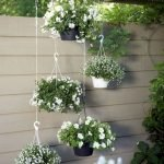 50 Awesome Modern Backyard Garden Design Ideas With Hanging Plants (4)