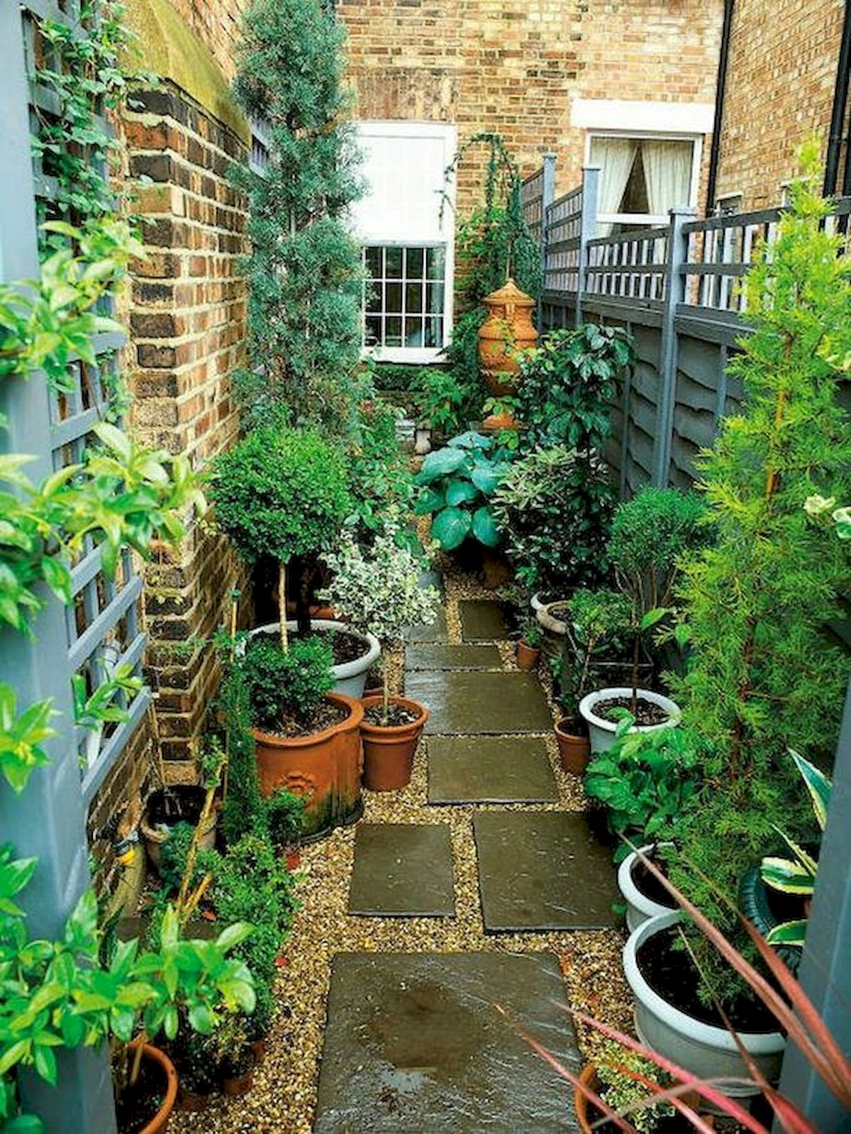 50 Beautiful Side Yard Garden Landscaping Ideas for Your House (10)