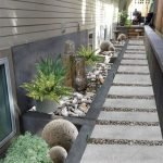 50 Beautiful Side Yard Garden Landscaping Ideas For Your House (20)