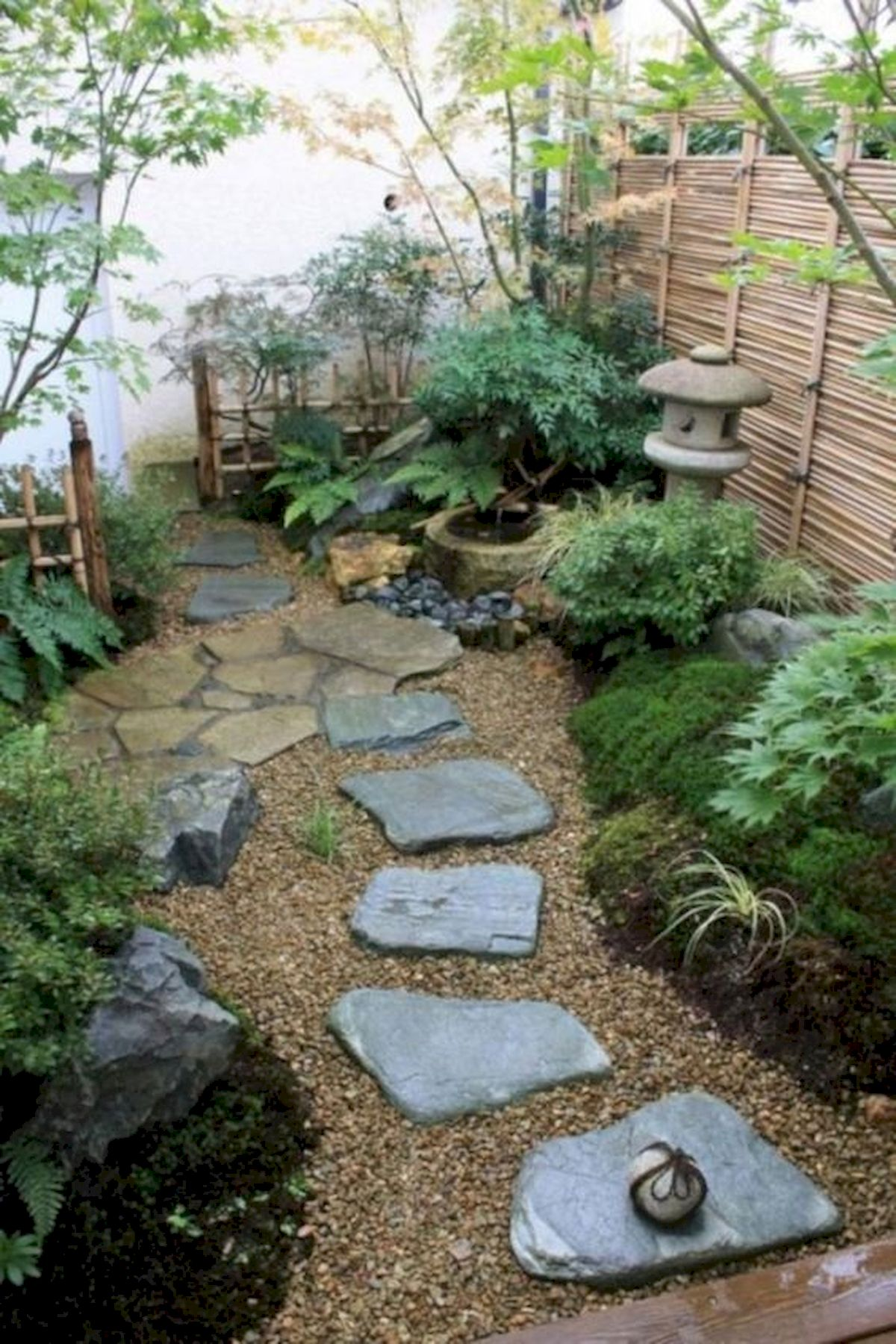 50 Beautiful Side Yard Garden Landscaping Ideas for Your House (21)
