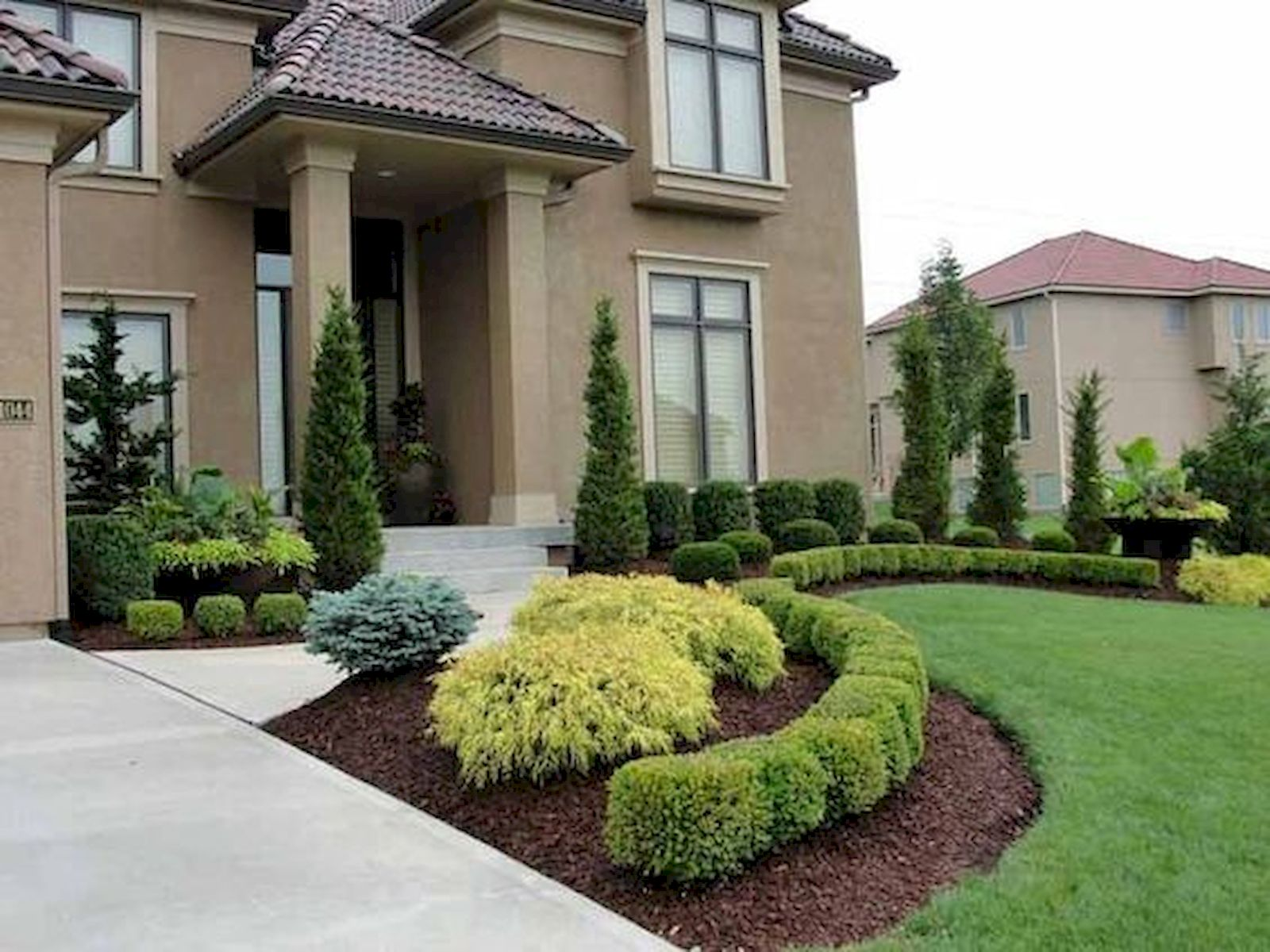 50 Beautiful Side Yard Garden Landscaping Ideas for Your House (23)
