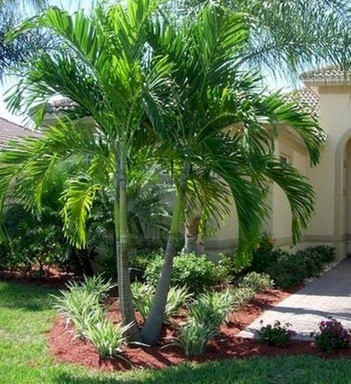 50 Beautiful Side Yard Garden Landscaping Ideas for Your House (24)
