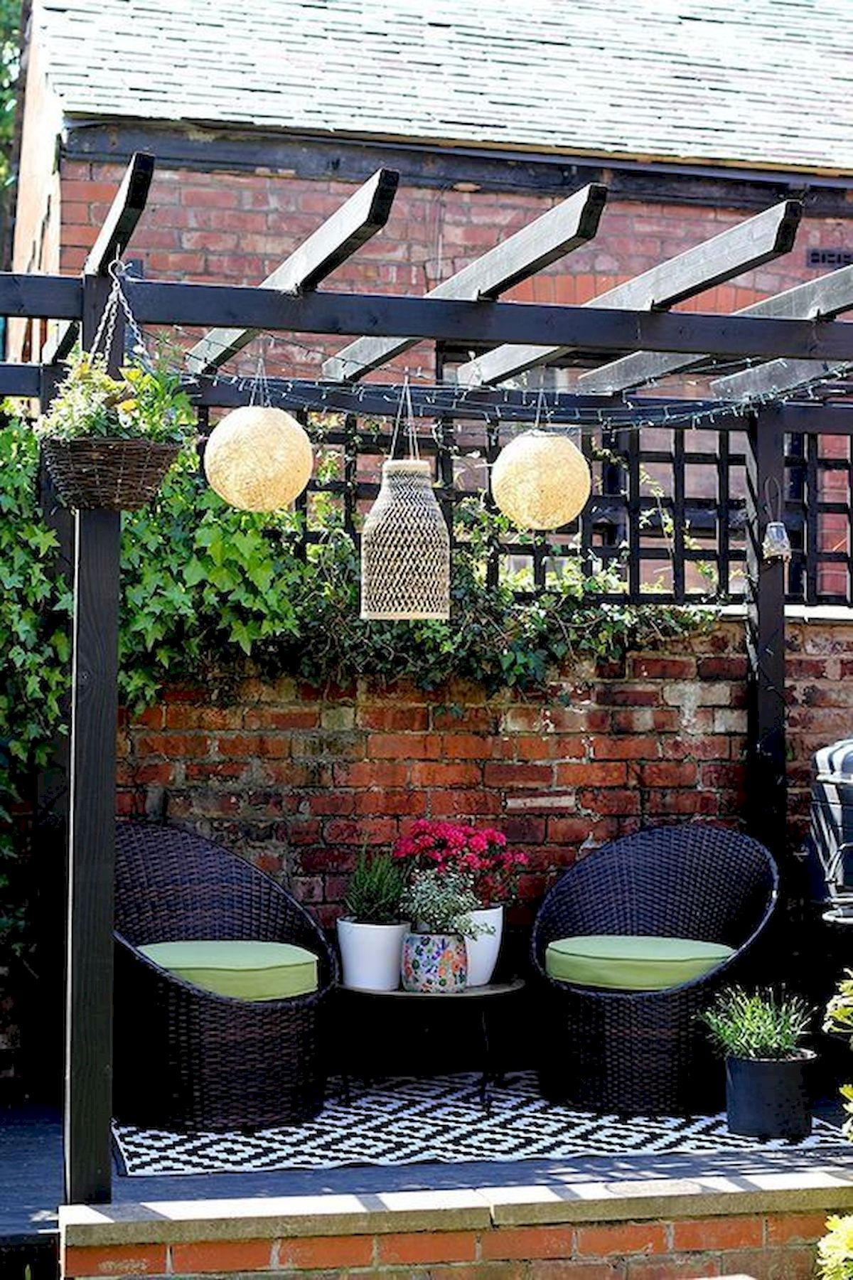 50 Beautiful Side Yard Garden Landscaping Ideas for Your House (25)