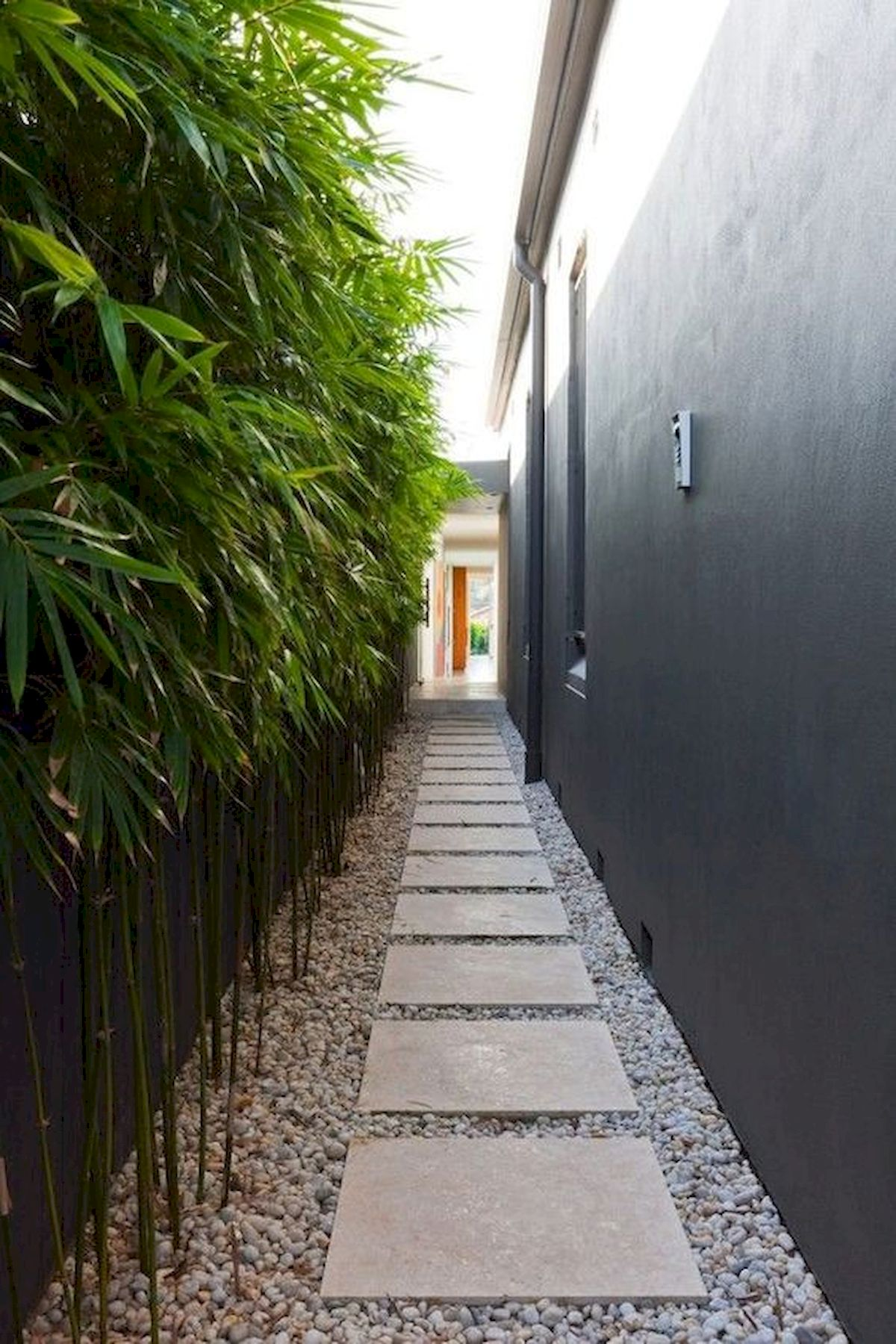 50 Beautiful Side Yard Garden Landscaping Ideas for Your House (36)