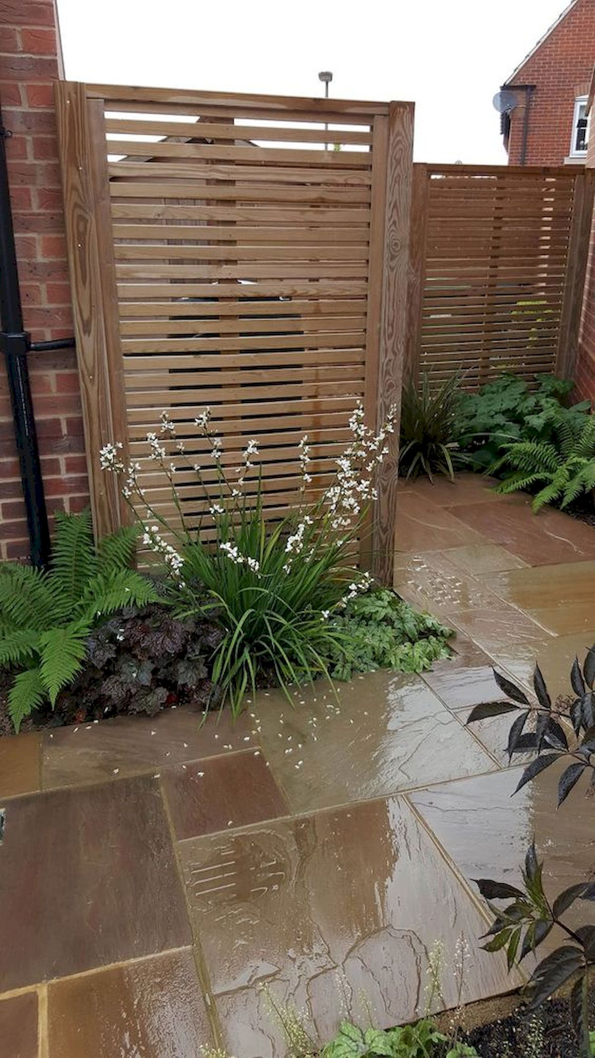 50 Beautiful Side Yard Garden Landscaping Ideas for Your House (50)