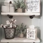 55 Fantastic Farmhouse Decor Ideas On A Budget (50)