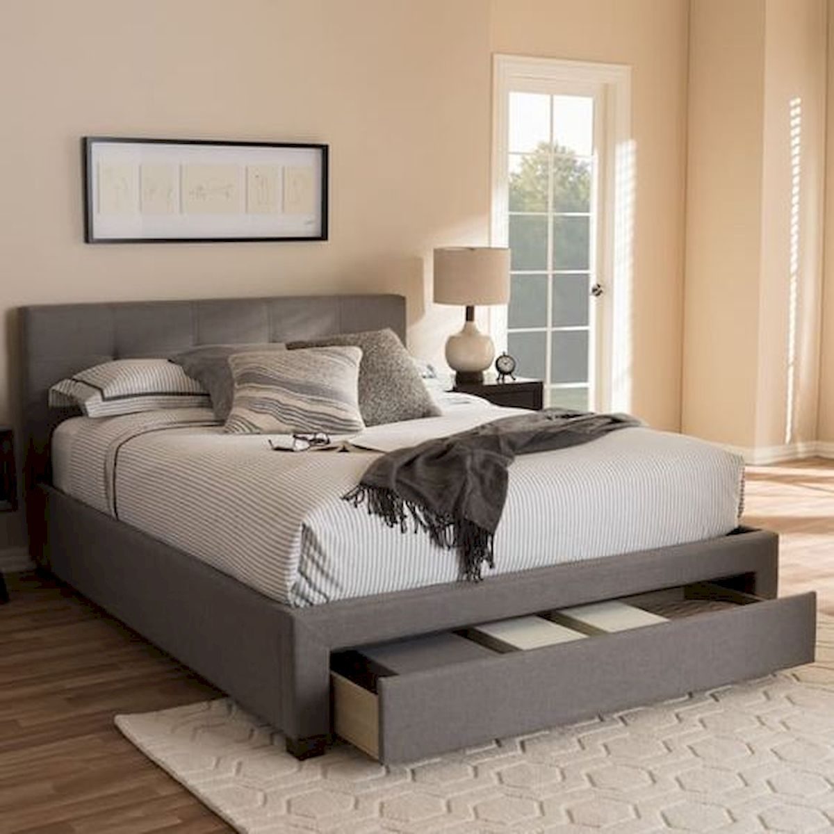 60 Brilliant Space Saving Ideas For Small Bedroom (25)